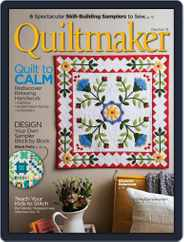 QUILTMAKER (Digital) Subscription May 1st, 2018 Issue