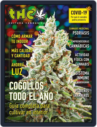 Revista THC (Digital) April 1st, 2020 Issue Cover