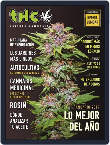 Revista THC (Digital) November 1st, 2019 Issue Cover