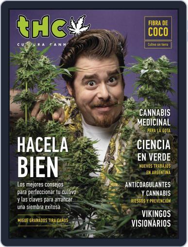 Revista THC (Digital) October 1st, 2019 Issue Cover