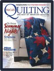 McCall's Quilting (Digital) Subscription July 1st, 2020 Issue