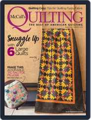 McCall's Quilting (Digital) Subscription September 1st, 2019 Issue