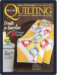 McCall's Quilting (Digital) Subscription March 1st, 2019 Issue