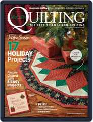 McCall's Quilting (Digital) Subscription September 27th, 2018 Issue