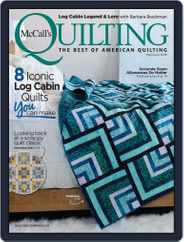 McCall's Quilting (Digital) Subscription May 1st, 2018 Issue