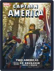 Captain America (2004-2011) (Digital) Subscription November 1st, 2012 Issue