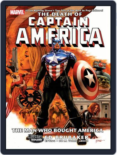 Captain America (2004-2011) March 15th, 2012 Digital Back Issue Cover