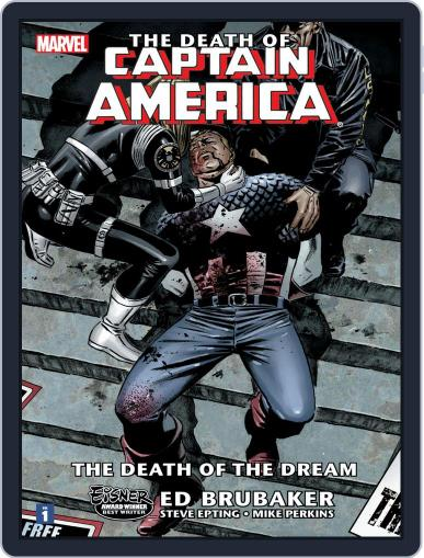 Captain America (2004-2011) February 2nd, 2012 Digital Back Issue Cover