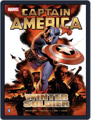 Captain America (2004-2011) September 16th, 2011 Digital Back Issue Cover