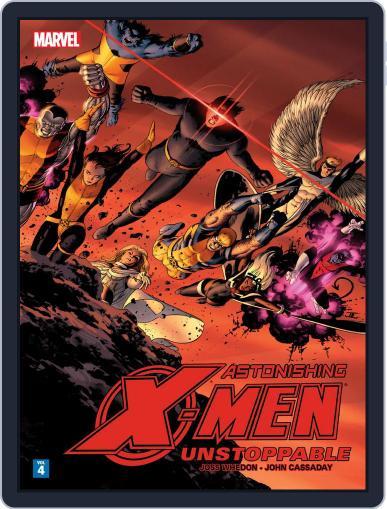 Astonishing X-Men (2004-2013) (Digital) December 29th, 2011 Issue Cover