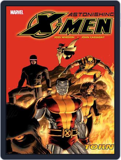 Astonishing X-Men (2004-2013) (Digital) December 8th, 2011 Issue Cover