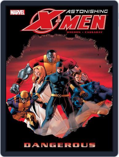 Astonishing X-Men (2004-2013) (Digital) November 10th, 2011 Issue Cover