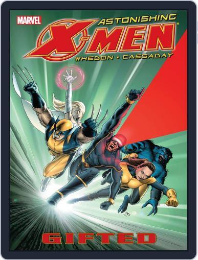 Astonishing X-Men (2004-2013) (Digital) September 16th, 2011 Issue Cover