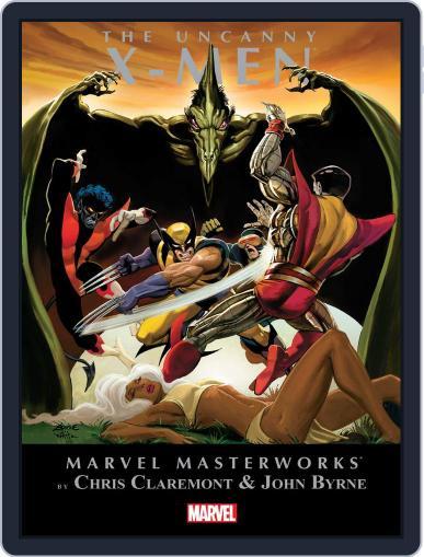 Uncanny X-Men (1963-2011) (Digital) June 19th, 2014 Issue Cover