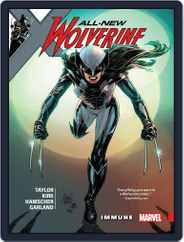 All-New Wolverine (2015-) (Digital) Subscription November 29th, 2017 Issue