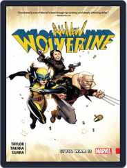 All-New Wolverine (2015-) (Digital) Subscription October 19th, 2016 Issue