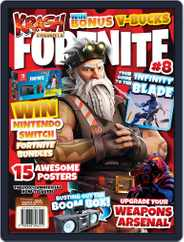 KRASH Series (Digital) Subscription January 16th, 2019 Issue