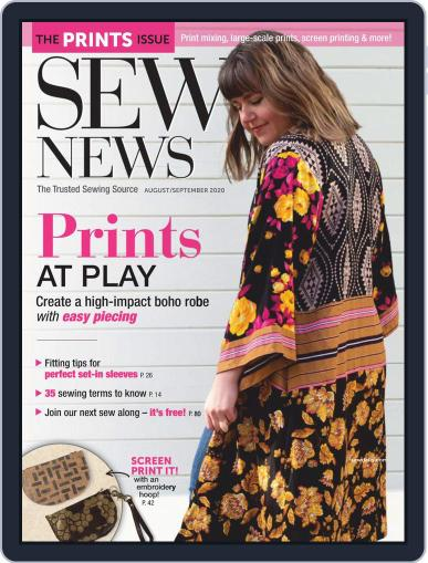 SEW NEWS (Digital) August 1st, 2020 Issue Cover