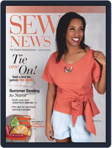SEW NEWS (Digital) June 1st, 2020 Issue Cover