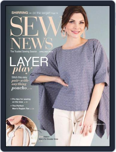 SEW NEWS (Digital) April 1st, 2020 Issue Cover