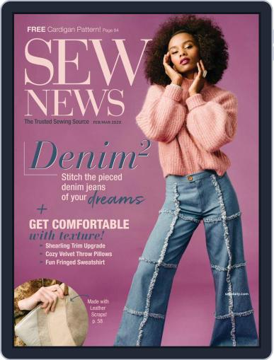 SEW NEWS (Digital) February 1st, 2020 Issue Cover