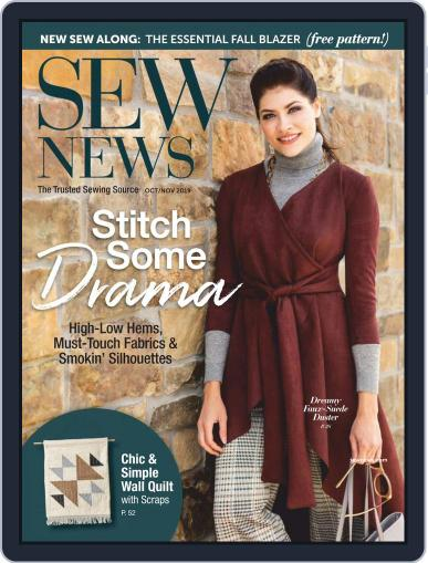 SEW NEWS (Digital) October 1st, 2019 Issue Cover