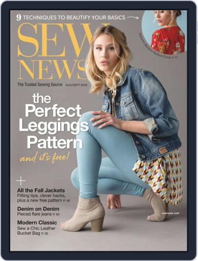 SEW NEWS (Digital) August 1st, 2019 Issue Cover