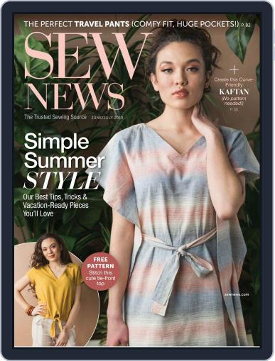 SEW NEWS (Digital) June 1st, 2019 Issue Cover