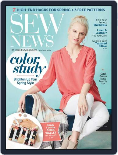 SEW NEWS (Digital) February 27th, 2019 Issue Cover