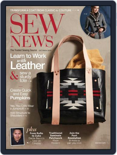 SEW NEWS (Digital) September 5th, 2018 Issue Cover