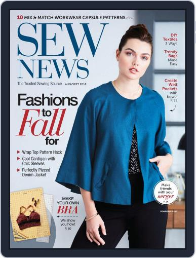 SEW NEWS (Digital) August 1st, 2018 Issue Cover
