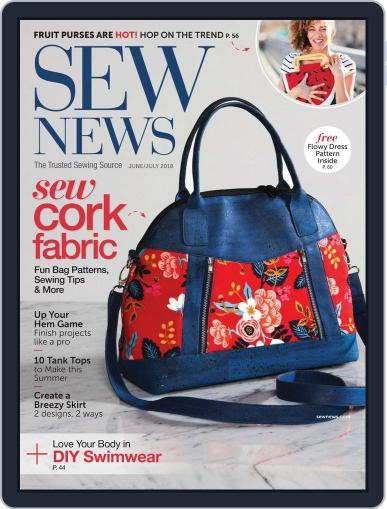 SEW NEWS (Digital) June 1st, 2018 Issue Cover