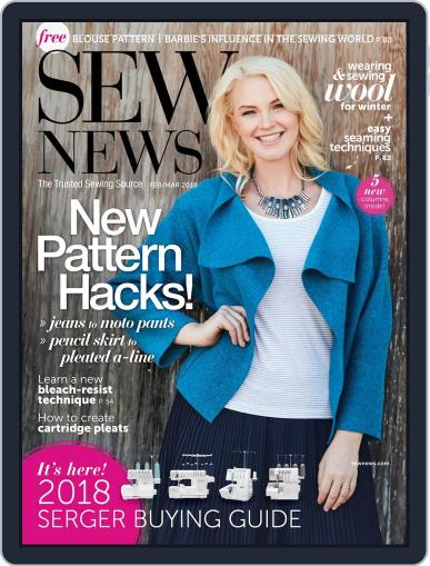 SEW NEWS (Digital) February 1st, 2018 Issue Cover