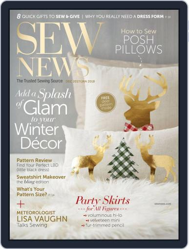 SEW NEWS (Digital) December 1st, 2017 Issue Cover