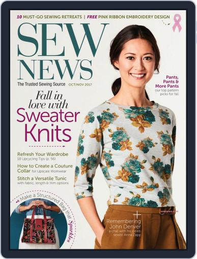 SEW NEWS (Digital) October 1st, 2017 Issue Cover