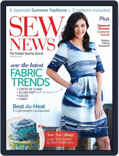 SEW NEWS (Digital) June 1st, 2017 Issue Cover