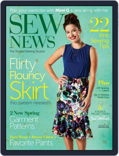 SEW NEWS (Digital) April 1st, 2017 Issue Cover