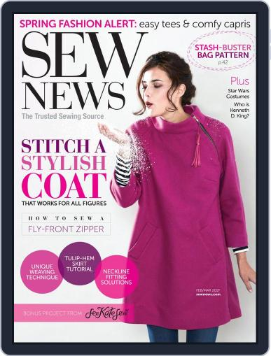 SEW NEWS (Digital) February 1st, 2017 Issue Cover