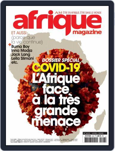 Afrique April 2nd, 2020 Digital Back Issue Cover