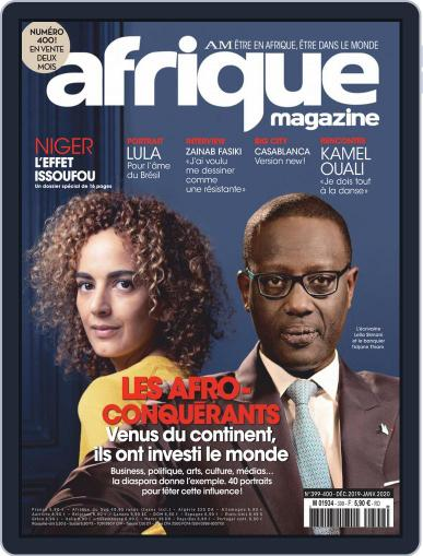 Afrique December 1st, 2019 Digital Back Issue Cover
