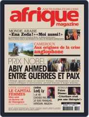 Afrique (digital) Subscription November 1st, 2019 Issue
