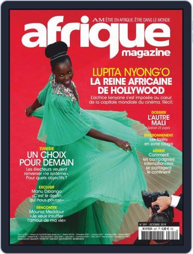 Afrique October 1st, 2019 Digital Back Issue Cover