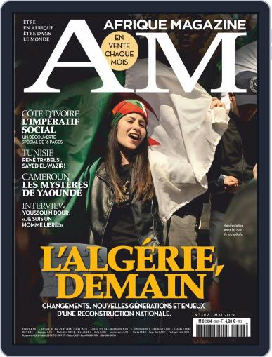 Afrique May 1st, 2019 Digital Back Issue Cover