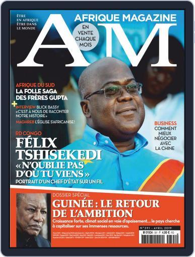 Afrique April 1st, 2019 Digital Back Issue Cover