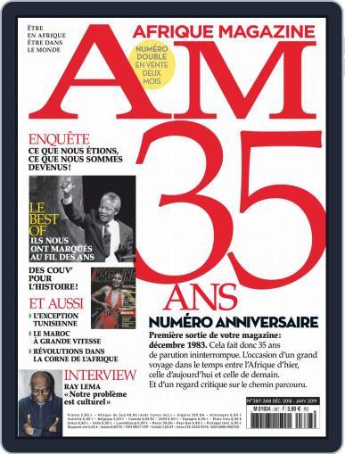 Afrique December 1st, 2018 Digital Back Issue Cover
