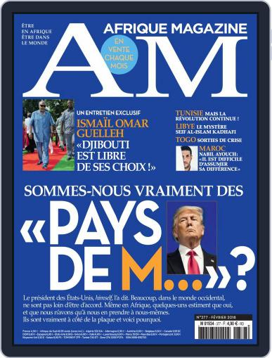 Afrique February 1st, 2018 Digital Back Issue Cover