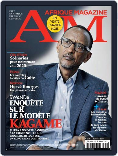 Afrique July 1st, 2017 Digital Back Issue Cover