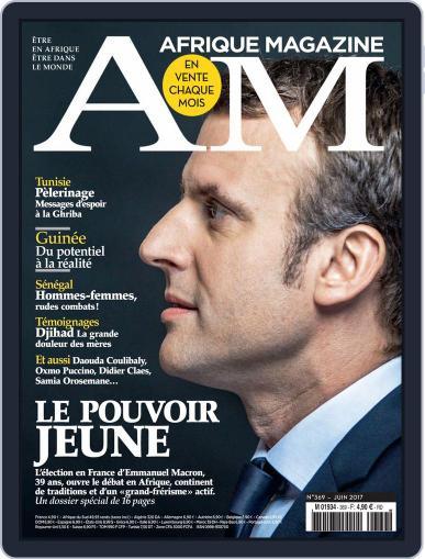 Afrique June 1st, 2017 Digital Back Issue Cover