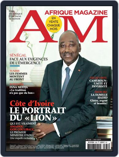 Afrique May 1st, 2017 Digital Back Issue Cover