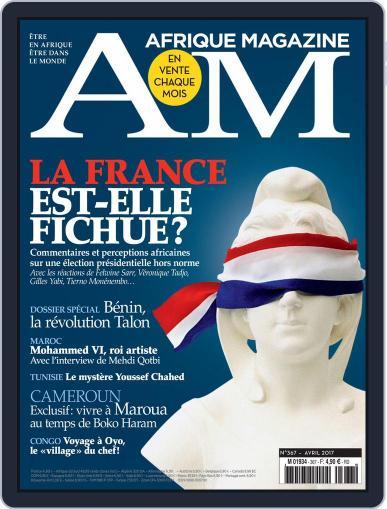 Afrique April 1st, 2017 Digital Back Issue Cover